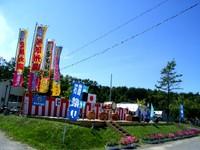 岩見沢清丘園祭りR0010536.JPG