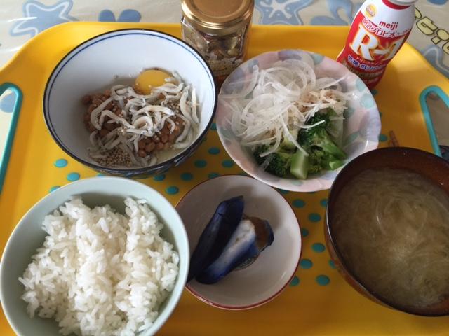 2016.0723朝食IMG_3370