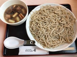 2016.1130サラセン人の蕎麦 1 IMG_0338