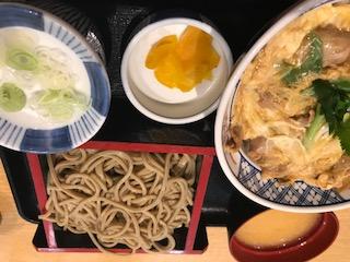 2017.0909鴨の柳川丼IMG_3673