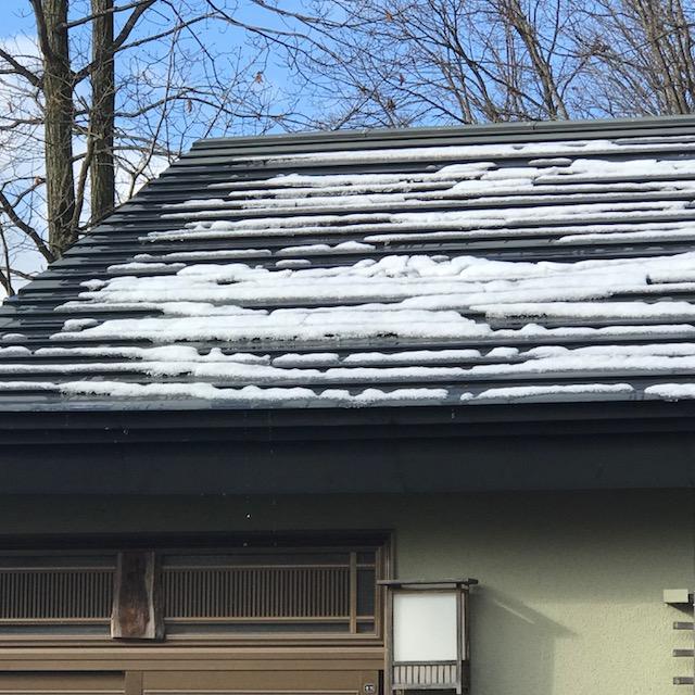 2017.1113 屋根の雪 2IMG_5180