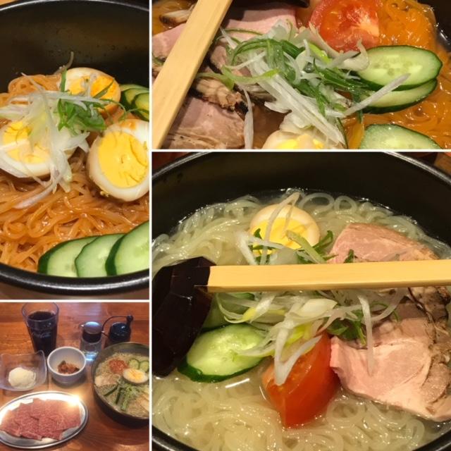2018.0303冷麺試食