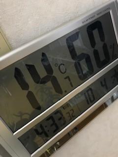 2018.1004室内気温MG_8649